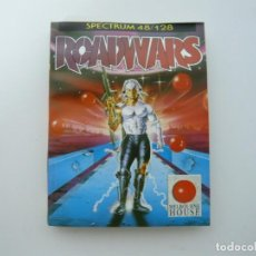 Videojuegos y Consolas: ROADWARS / SINCLAIR ZX SPECTRUM / CASSETTE. Lote 145528974