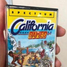 Videojuegos y Consolas: JUEGO CALIFORNIA GAMES SPECTRUM ORIGINAL . Lote 145591470