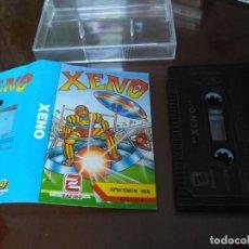 Videojuegos y Consolas: XENO TESTEADO SPECTRUM. Lote 146565534