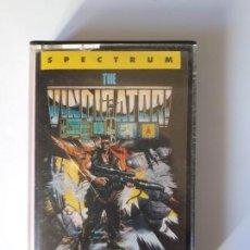 Videojuegos y Consolas: THE VINDICATOR! - IMAGINE - ERBE - SPECTRUM (PROBADO). Lote 146751630