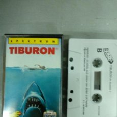Videojogos e Consolas: JUEGO SPECTRUM TIBURON - ERBE. Lote 146926418