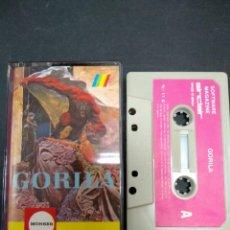 Videojuegos y Consolas: GORILA SINCLAIR ZX SPECTRUM / CASSETTE / RETRO. Lote 146927714