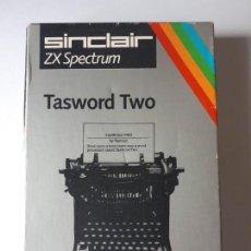 Videojuegos y Consolas: TASWORD TWO - SINCLAIR RESEARCH - SPECTRUM (PROBADO). Lote 147131434