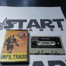 Videojuegos y Consolas: JUEGO SPECTRUM INFILTRADO. Lote 147587093
