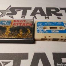 Videojuegos y Consolas: JUEGO SPECTRUM SINCLAIR BRAT ATTACK. Lote 147588941