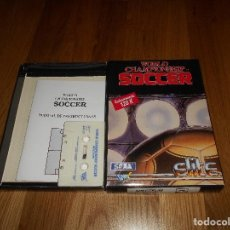 Videojuegos y Consolas: JUEGO SPECTRUM.JAHANGAIR KHAN.SQUASH.WORLD CHAMPIONSHIP.1991 CAJA GRANDE FUTBOL. Lote 147748730