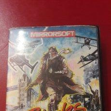 Videojuegos y Consolas: JUEGO BIGGLES SPECTRUM. MIRRROSOFT 1986. Lote 148417294