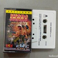 Jeux Vidéo et Consoles: JUEGO DE ORDENADOR SPECTRUM - EDICION ESPAÑOLA MCM - IKARI WARRIORS. Lote 149371650