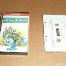 Videojuegos y Consolas: ARMY MOVES PARA SINCLAIR ZX SPECTRUM. Lote 149813914