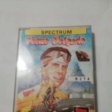 Videojuegos y Consolas: JUEGO SPECTRUM PERICO DELGADO. Lote 151151682