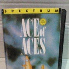 Videojuegos y Consolas: ACE OF ACES SPECTRUM ESTUCHE ERBE. Lote 151393358