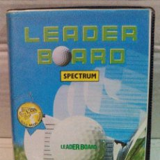 Videojuegos y Consolas: LEADER BOARD SPECTRUM ESTUCHE. Lote 151394434