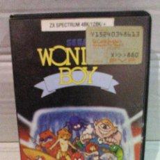 Videojuegos y Consolas: WONDER BOY SPECTRUM ACTIVISION. Lote 151397754