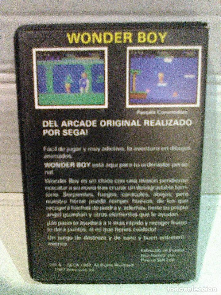 Videojuegos y Consolas: Wonder boy spectrum activision - Foto 2 - 151397754