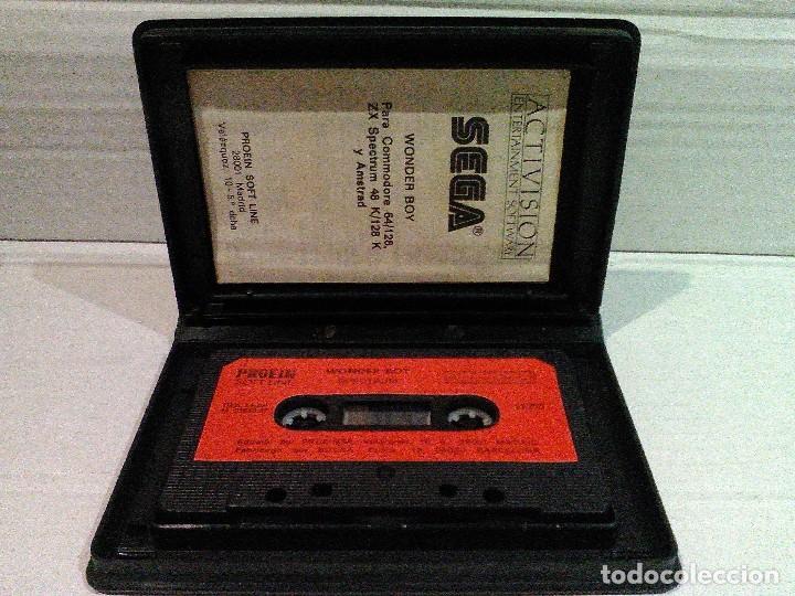 Videojuegos y Consolas: Wonder boy spectrum activision - Foto 3 - 151397754
