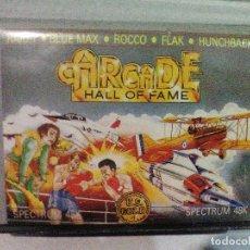 Videojuegos y Consolas: ARCADE HALL OF FAME SPECTRUM 48K ERBE. Lote 151500406
