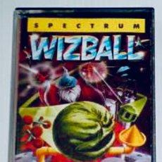 Videojuegos y Consolas: WIZBALL [SENSIBLE SOFTWARE] 1987 OCEAN SOFTWARE / ERBE SOFTWARE [ZX SPECTRUM]. Lote 43053576