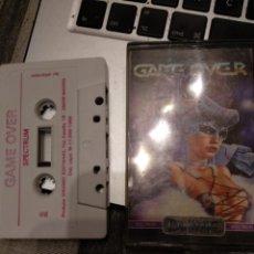 Videojuegos y Consolas: GAME OVER - CINTA. Lote 152041352