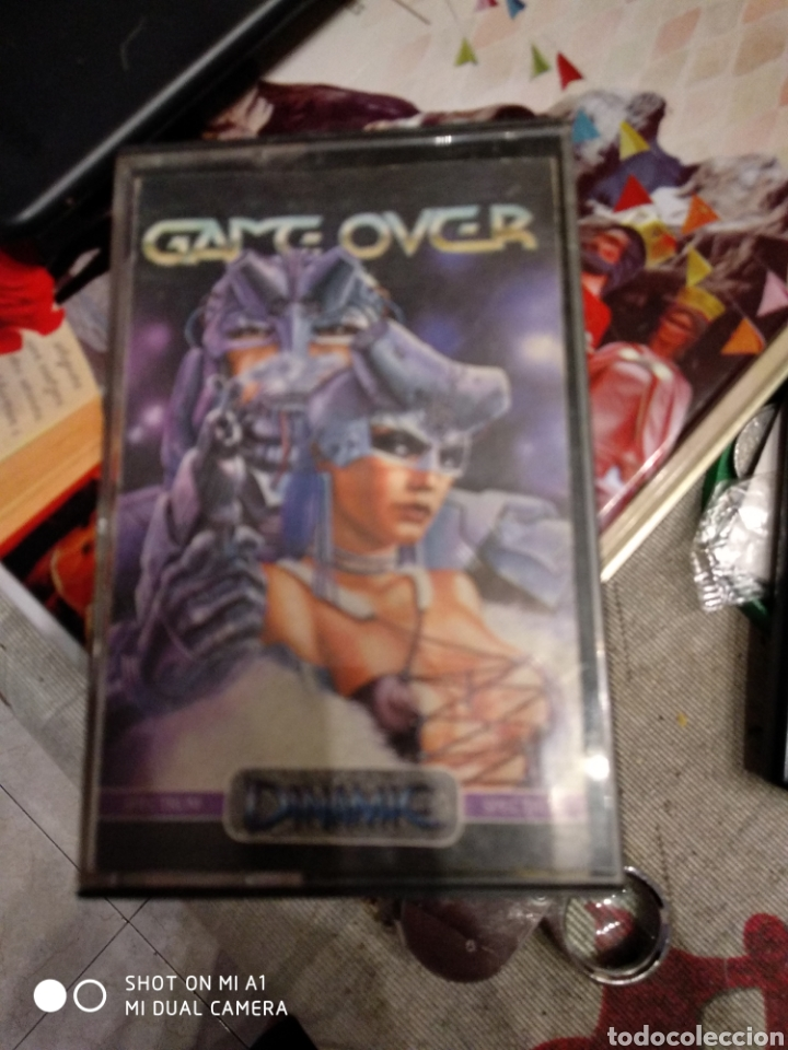 Videojuegos y Consolas: Game over - cinta - Foto 2 - 152041352