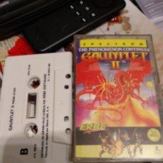 Videojuegos y Consolas: GAUNTLET II SPECTRUM. Lote 152052348