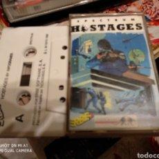 Videojuegos y Consolas: HOSTAGES. Lote 152496556