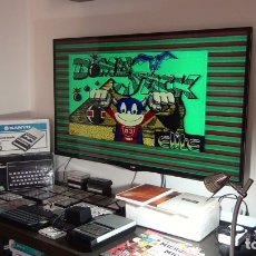 Videojuegos y Consolas: ORDENADOR SINCLAIR ZX SPECTRUM 48K + CAJA + JUEGOS + CASSETTE - PROBADO!!!! VER VIDEO!!!. Lote 148952790