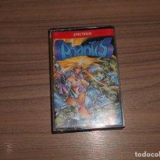 Videojuegos y Consolas: PHANTIS JUEGO SPECTRUM. Lote 154526978