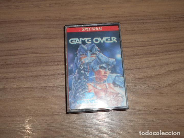 GAME OVER JUEGO SPECTRUM (Juguetes - Videojuegos y Consolas - Spectrum)