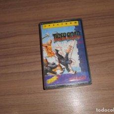Videojuegos y Consolas: TIGER ROAD JUEGO SPECTRUM. Lote 154527534
