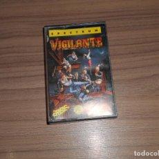 Videojuegos y Consolas: VIGILANTE JUEGO SPECTRUM. Lote 154527702