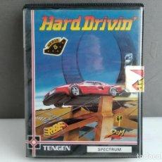 Videojuegos y Consolas: ANTIGUO JUEGO PARA SPECTRUM +3 SPECTRUM DISCO HARD DRIVING. Lote 154890310