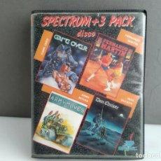 Videojuegos y Consolas: ANTIGUO JUEGO PARA SPECTRUM +3 SPECTRUM DISCO PACK DISCO . Lote 154890722