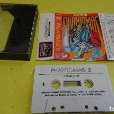 Videojuegos y Consolas: SPECTRUM - JUEGO PHANTOMAS 2 DE CONSOLA SPECTRUM . Lote 155143194