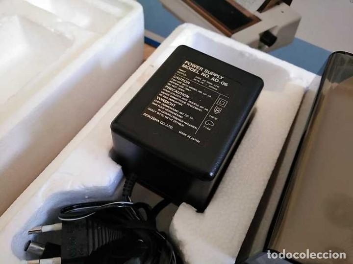 Videojuegos y Consolas: IMPRESORA SEIKOSHA GP-50S COMPATIBLE SINCLAIR SPECTRUM & ZX81 - PRINTER IMPRIMANTE DRUNCKER GP50S - Foto 5 - 155686126