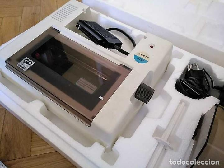 Videojuegos y Consolas: IMPRESORA SEIKOSHA GP-50S COMPATIBLE SINCLAIR SPECTRUM & ZX81 - PRINTER IMPRIMANTE DRUNCKER GP50S - Foto 19 - 155686126