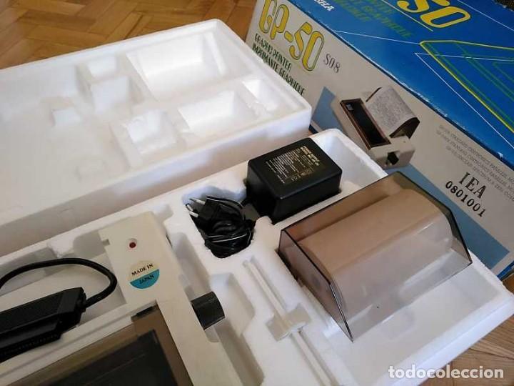 Videojuegos y Consolas: IMPRESORA SEIKOSHA GP-50S COMPATIBLE SINCLAIR SPECTRUM & ZX81 - PRINTER IMPRIMANTE DRUNCKER GP50S - Foto 24 - 155686126