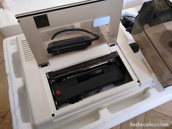 Videojuegos y Consolas: IMPRESORA SEIKOSHA GP-50S COMPATIBLE SINCLAIR SPECTRUM & ZX81 - PRINTER IMPRIMANTE DRUNCKER GP50S - Foto 25 - 155686126