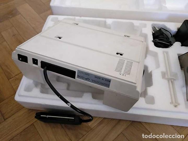 Videojuegos y Consolas: IMPRESORA SEIKOSHA GP-50S COMPATIBLE SINCLAIR SPECTRUM & ZX81 - PRINTER IMPRIMANTE DRUNCKER GP50S - Foto 37 - 155686126