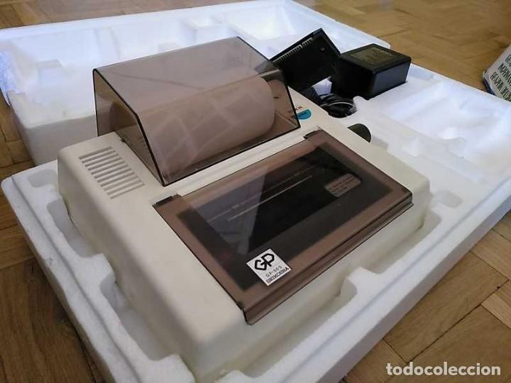 Videojuegos y Consolas: IMPRESORA SEIKOSHA GP-50S COMPATIBLE SINCLAIR SPECTRUM & ZX81 - PRINTER IMPRIMANTE DRUNCKER GP50S - Foto 50 - 155686126
