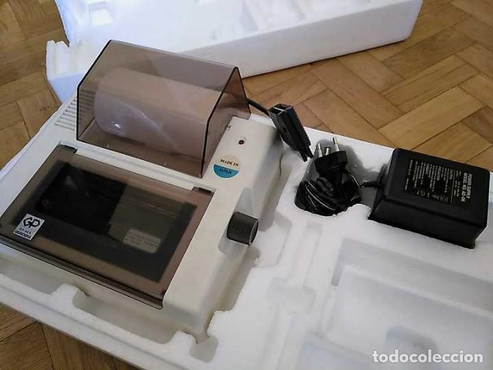 Videojuegos y Consolas: IMPRESORA SEIKOSHA GP-50S COMPATIBLE SINCLAIR SPECTRUM & ZX81 - PRINTER IMPRIMANTE DRUNCKER GP50S - Foto 51 - 155686126