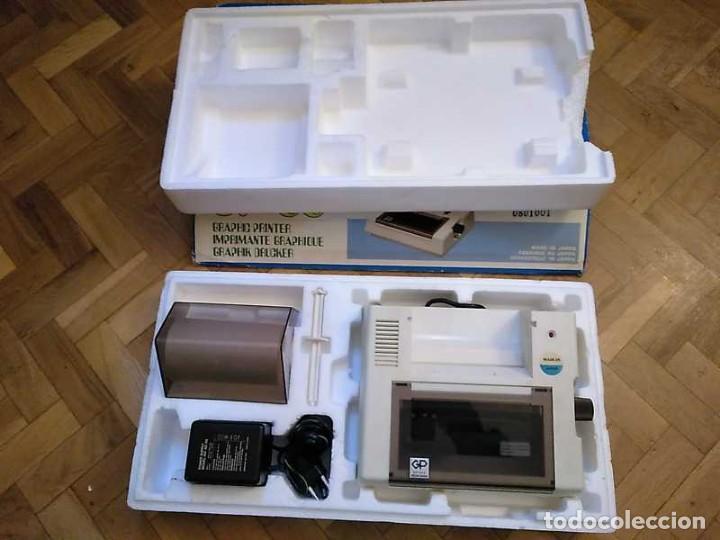 Videojuegos y Consolas: IMPRESORA SEIKOSHA GP-50S COMPATIBLE SINCLAIR SPECTRUM & ZX81 - PRINTER IMPRIMANTE DRUNCKER GP50S - Foto 66 - 155686126