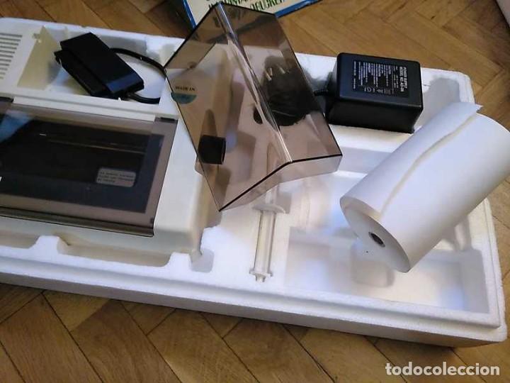 Videojuegos y Consolas: IMPRESORA SEIKOSHA GP-50S COMPATIBLE SINCLAIR SPECTRUM & ZX81 - PRINTER IMPRIMANTE DRUNCKER GP50S - Foto 78 - 155686126
