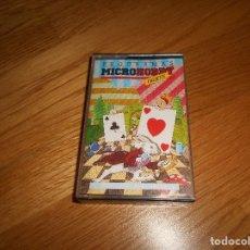 Videojuegos y Consolas: MICROHOBBY MICRO HOBBY PROGRAMAS CASSETTE SINCLAIR SPECTRUM . AÑO 1 Nº2. Lote 155787746
