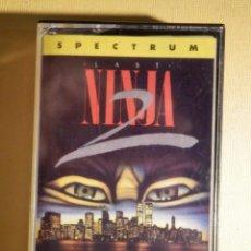 Videojuegos y Consolas: JUEGO DE CONSOLA PARA ZX SPECTRUM - NINJA 2 - BACK WITH A VENGEANCE - MCM - 1989. Lote 159339982