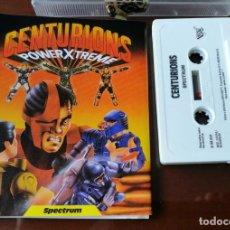 Videojuegos y Consolas: CENTURIONS TESTEADO SPECTRUM. Lote 159398074