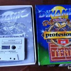 Videojuegos y Consolas: SIMULADOR TENIS TESTEADO SPECTRUM. Lote 159398746