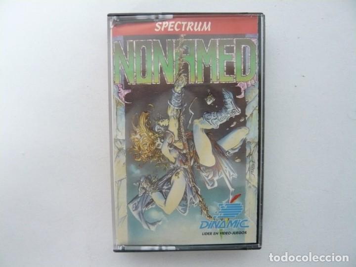 NONAMED / SINCLAIR ZX SPECTRUM / CASSETTE / CASET / VIDEOJUEGO RETRO VINTAGE (Juguetes - Videojuegos y Consolas - Spectrum)