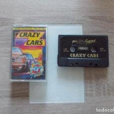 Videojuegos y Consolas: JUEGO SPECTRUM. CRAZY CARS. TITUS / THE HIT SQUAD. Lote 159769986