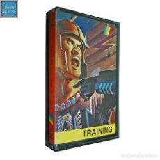 Videojuegos y Consolas: TRAINING / JUEGO SPECTRUM CINTA / ESPAÑOL / SINCLAIR 1986. Lote 159845086