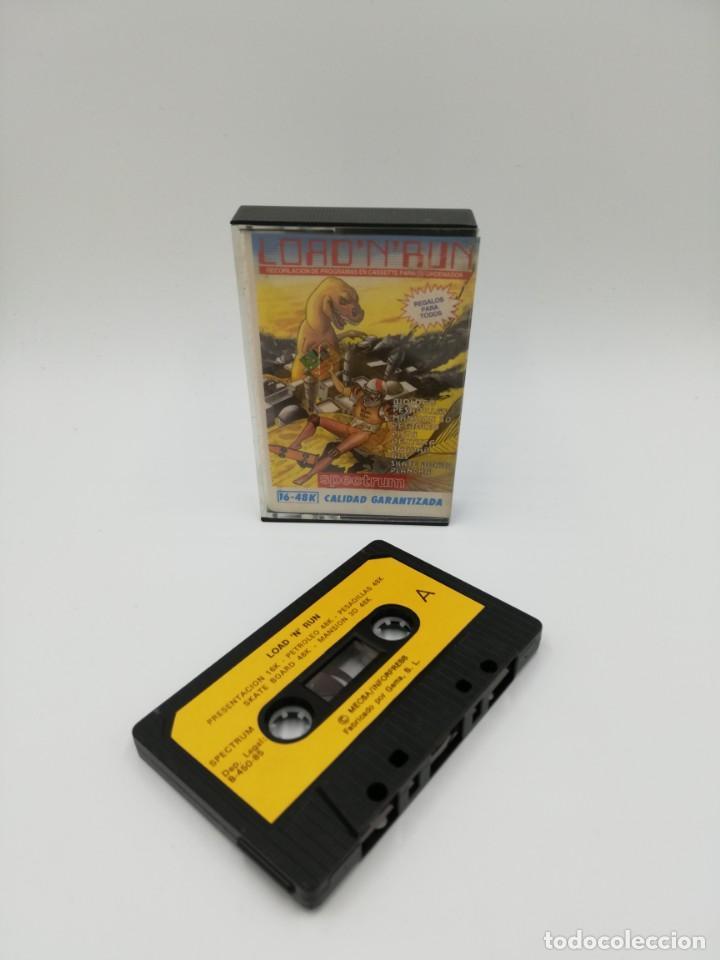 Videojuegos y Consolas: LOAD N RUN SPECTRUM - Foto 2 - 160092118